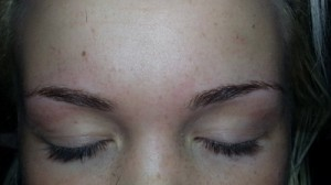 Permanent make-up follows the same underlying principles as tattooing ...